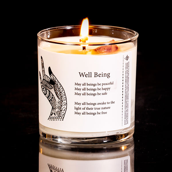 Well Being 8oz Candles