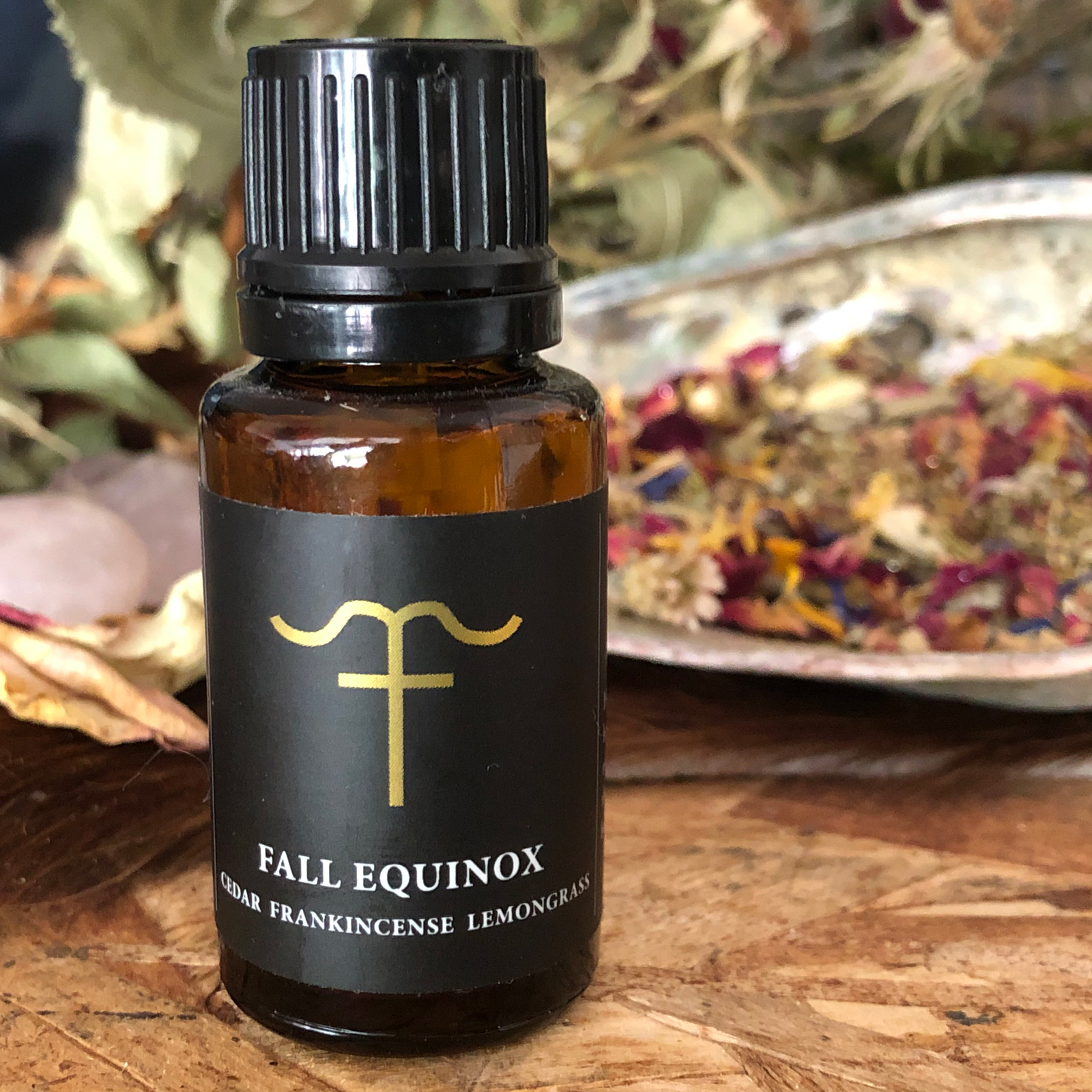 Fall Essential Oil Blend Magic Fairy Candles